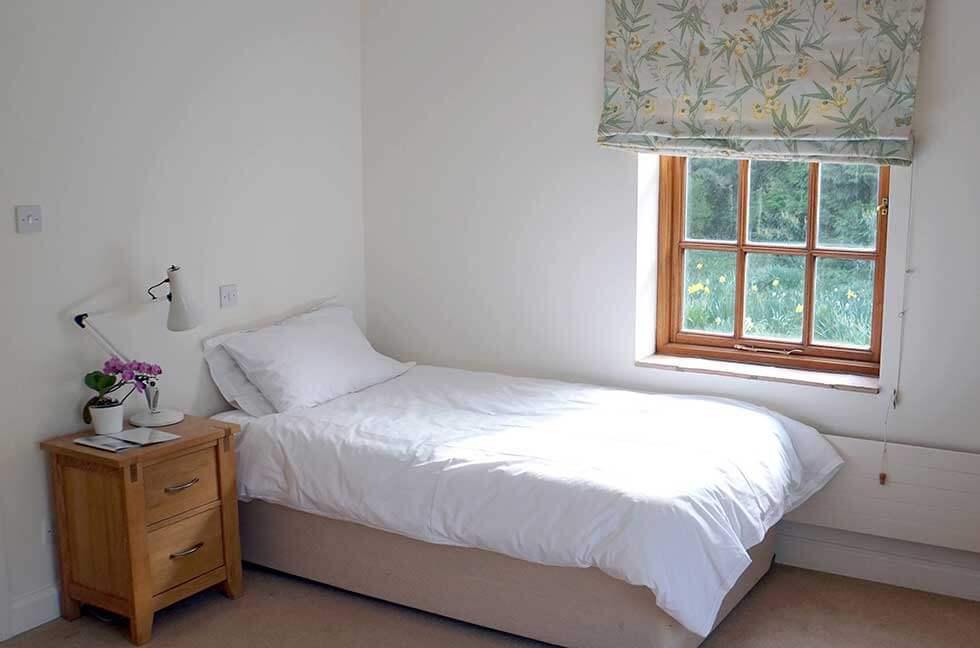 A room at the Krishnamurti Centre